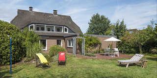 Kromer, Diekhuus Arngast, Wohnung Diekgraf Diekhuus Arngast, Ferienhaus für 12 Personen in...
