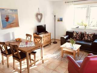 Charmante Ferienwohnung Haus Antje hell und freundlich - gemütliche Atmosphäre
