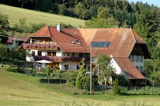 Ferienhaus Gehring Fewo im OG