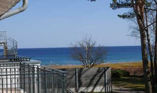 Baabe Inselparadies Fewo Arkona Ref. 213719 u 10 Blick vom Balkon