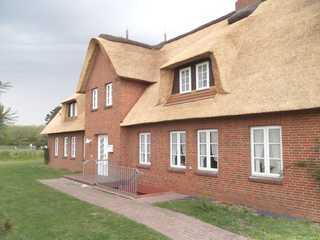 Haus Jasse, Boldixumerstr. 61 Reetdachhaus in zentraler Lage