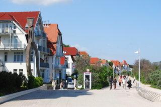 Ferienwohnung am Strandweg (S1) Lage in der 1. Reihe