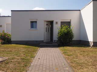 Stolteraa Ferienhaus 34 Hauseingang