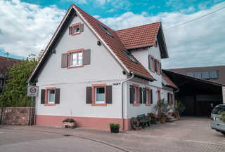SCHULTE Appartements & MEHR Ansicht unseres Appartementhauses von vorne