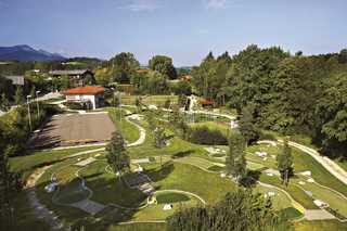 Ferienpark Vorauf Typ Oslo Ferienpark Vorauf Minigolf