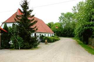 Ferienhaus Grambzow Ferienhaus Frontansicht