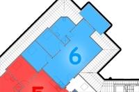 Grundriss Appartement 6