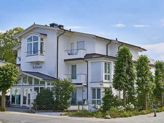 """Villa Schwan F654 WG 19b """"Mohnblume"""" 1-Raum-App Die Villa Schwan am Schmachter See im Ostseebad..."""