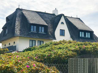 OCEAN VIEW Holiday Apartment Sylt Haus Lazy Dolphin