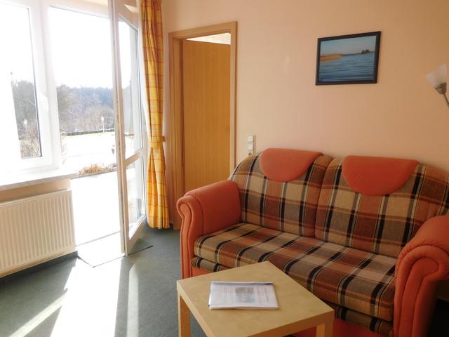 Beispiel Wohnzimmer Sitzecke für 2 Personen