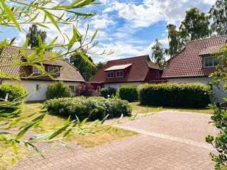 Wiesengrund Haus 5 Zugang zur Wohnung