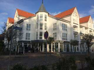 Ferienwohnung Haus Baltic SE- Guckeisen WE 18 Haus Baltic August-Bebelstr. 5 Ecke Kirchstrasse