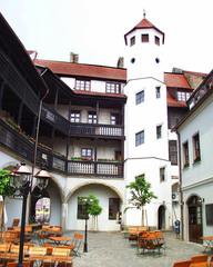 Brauhaus Hotel Wittenberg Außenansicht