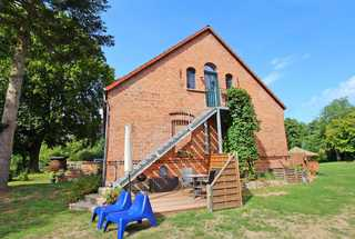 Ferienwohnung im Forsthaus am See SEE 9811 Ferienwohnung in der ersten Etage