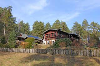 Ferienhaus direkt am See Kagar SEE 10641 Außenansicht