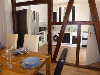 Apartment Martin Luther, 3 Schlafzimmer, free WiFi, Zentrum