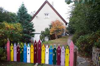 Haus Antje FW Strandleben Hausansicht