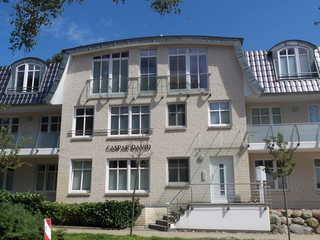 Ferienwohnung Caspar David 06 im Ostseebad Binz auf Rügen Außenansicht