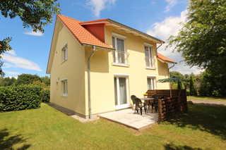 Ferienhaus Ahorn mit Garten in Zinnowitz - Fewo.cc Fewos Ahornweg 34