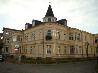 Villa Phönix Wohnung 04 Außenansicht