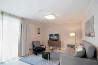 Ferienwohnung 104RB505, Haus Meersinn Wohnbereich