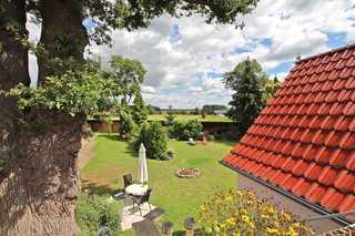 Ferienwohnung mit Wellness Rogeez SEE 10561 Ferienwohnung mit Gartenblick vom Balkon