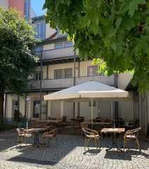 Ferienwohnung im Markthof am Dom Hausansicht