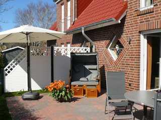 Ferienhaus Ambiente Terrasse