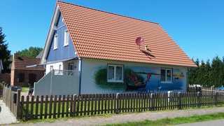 Ferienhaus Himmel Ein Ferienhaus zum Wohlfühlen.