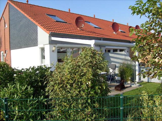 Ferienhaus Popp in Dorum-Neufeld