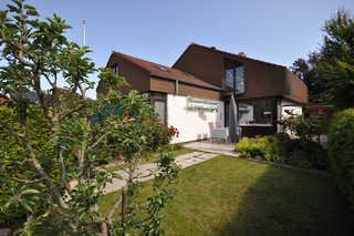 Nr. 68 - Ferienwohnung Scholle Garten / Terrasse