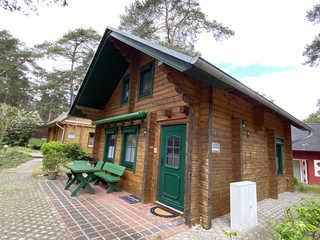 MZ: Ferienhaus Dünennest 108b -Strandpark- ca.60m Strand Außenansicht