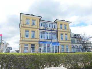 Domkes Hotel Garni Haus an der See Hausansicht