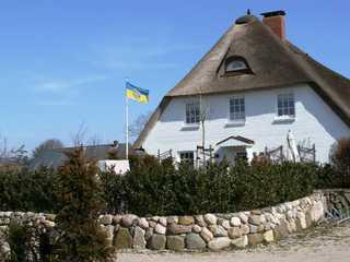 Webstube Hausteil mit Garten Über einen eigenen Eingang und Treppenhaus mit ...