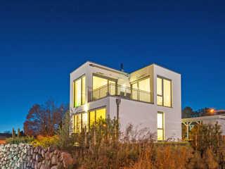 Villa Felicitas -F622   WG 01 mit Kamin und 2 Terrassen Villa Felicitas im Ostseebad Binz