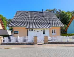Ahlb_Ferienhaus Ahlbeck Außenansicht