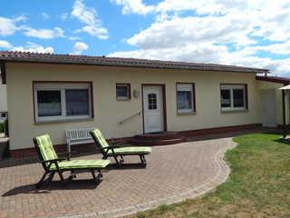 Ferienhaus Geers am Klostersee Dargun Außenansicht