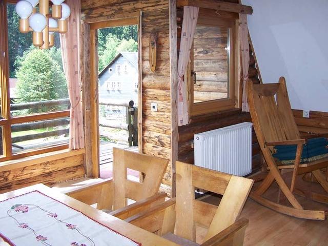 Finnhütte Griebel Wohnzimmer