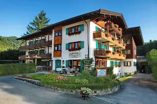 Concordia Appartementhotel u. Ferienwohnungen barrierefrei Haus