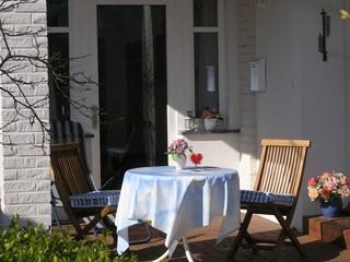 Villa Romantica App., überd. Terrasse mit Strandkorb, WLAN Villa Romantica Appartement - mit überdachter T...