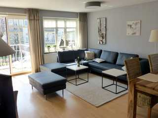 Dünenstr. 3a Whg.Ki- 01 .. Der Moderne Wohnbereich