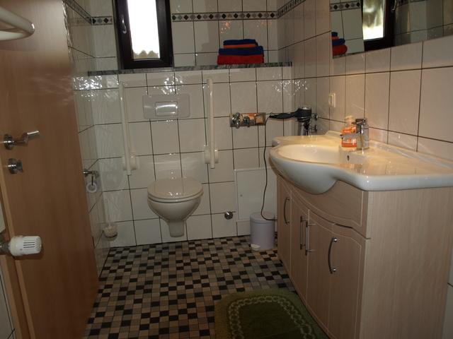 WC-Ebene