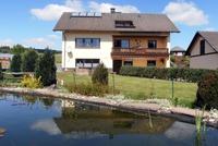 Haus-Trapp Haus-von Teichansicht