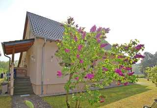 Ferienwohnungen am Wald - Torgelow VORP 2980 Ferienhaus mit zwei Wohnungen