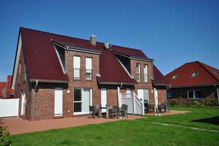 Nr. 140 - Ferienhaus In't Seeburger Winkel Garten / Terrasse
