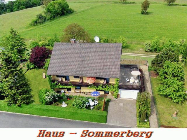 Haus-Sommerberg Ferienwohnung Haus - Sommergerg
