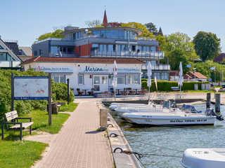 Haus Putbus -F649 | WG7 Southwest beach m. Meerblick+Sauna Haus Putbus in Altefähr