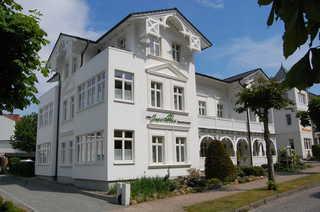 Villa Jagdschloss Außen