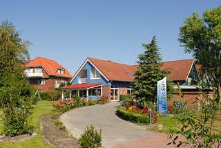 Doppelzimmer Knurrhahn in der Hotel-Pension Altes Siel Außenansicht