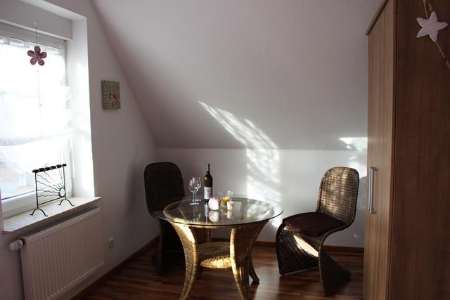 Schlafzimmer OG Sitzecke